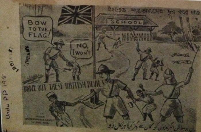 """Hintlilerin Bağımsızlık Ligi - """"İngiliz şeytanları"""""""
