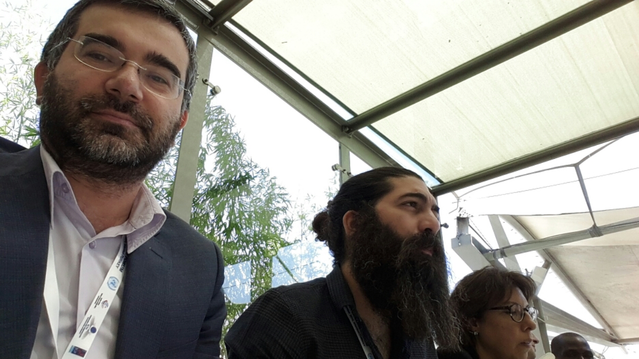 #IGF2014 notes- Meeting with Twitter's Colin Crowell #FHDel