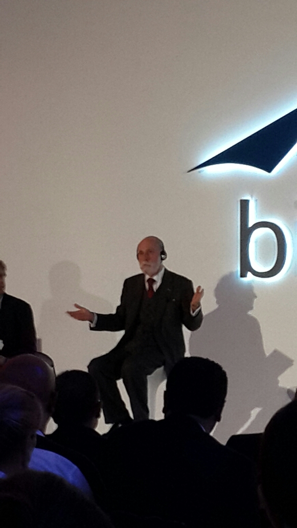 #IGF2014 notes- Google Big Tree event with Vint Cerf and a panel afterwards #FHDel
