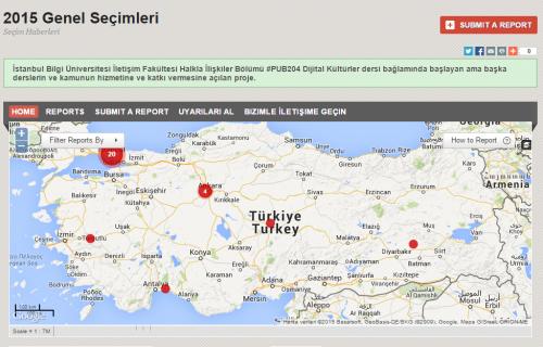 Sizi Seçim Haberleri haritalandırma projesi #SeçimVar ile tanıştırayım: [#PUB204]