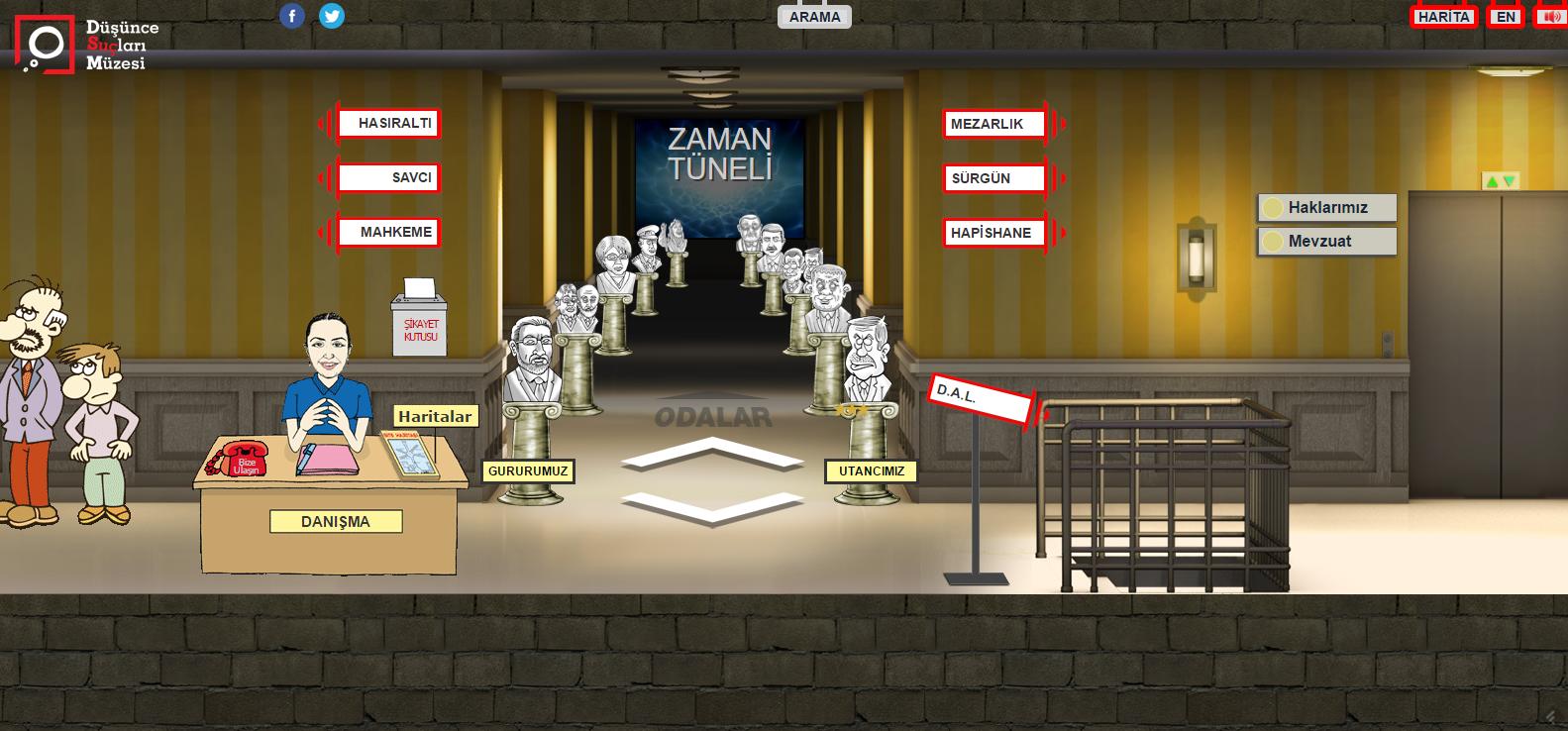 Düşünce Suçları Müzesi2