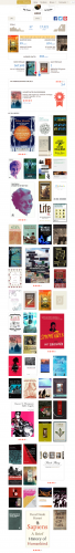 I will not miss 2016 but it was a productive year in reading-wise…