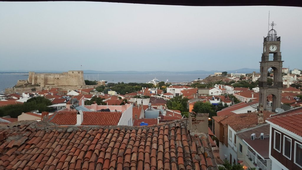 Last trip before the longer trip: In Ayvalık… (and in Bozcaada)